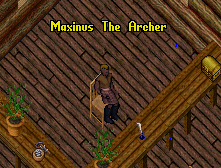 Maxinus the Archer