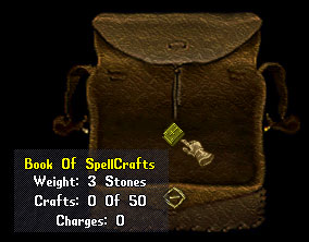 Book of Spell Crafting